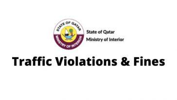 Traffic Violations in Qatar