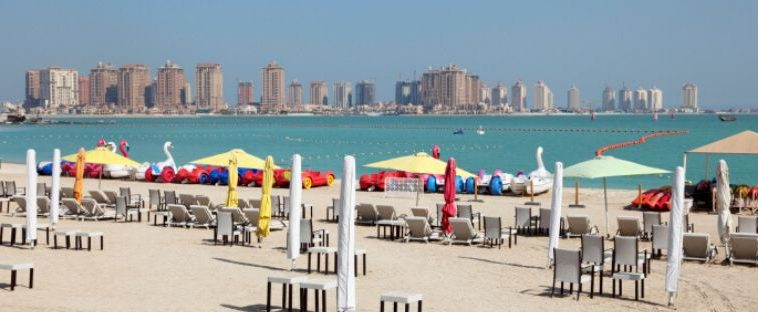 Beaches in Qatar