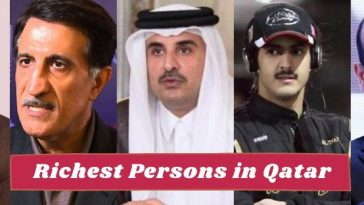 richest persons in Qatar